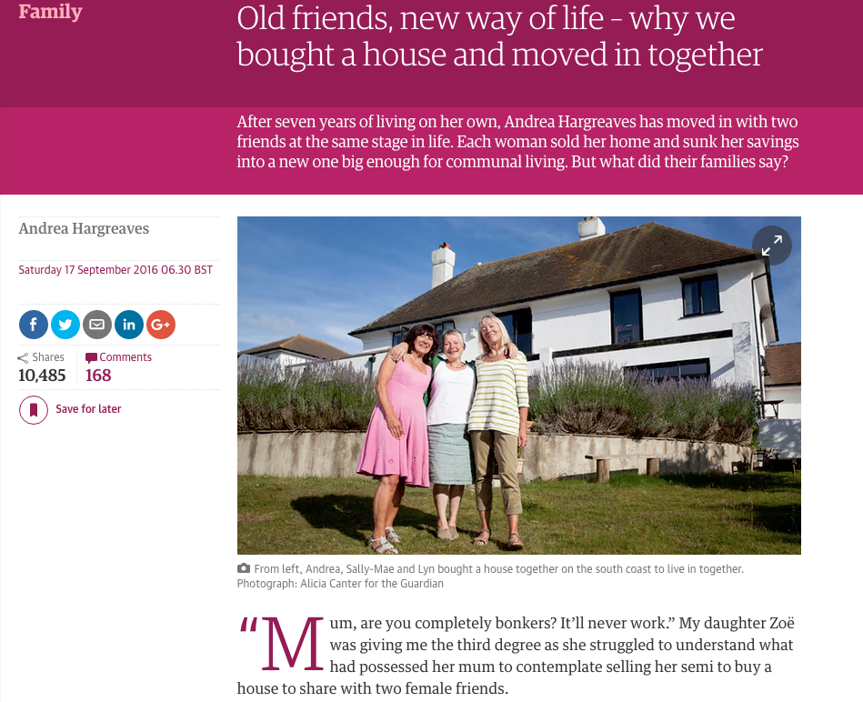 old-friends-new-way-of-life-why-we-bought-a-house-and-moved-in-together-life-and-style-the-guardian